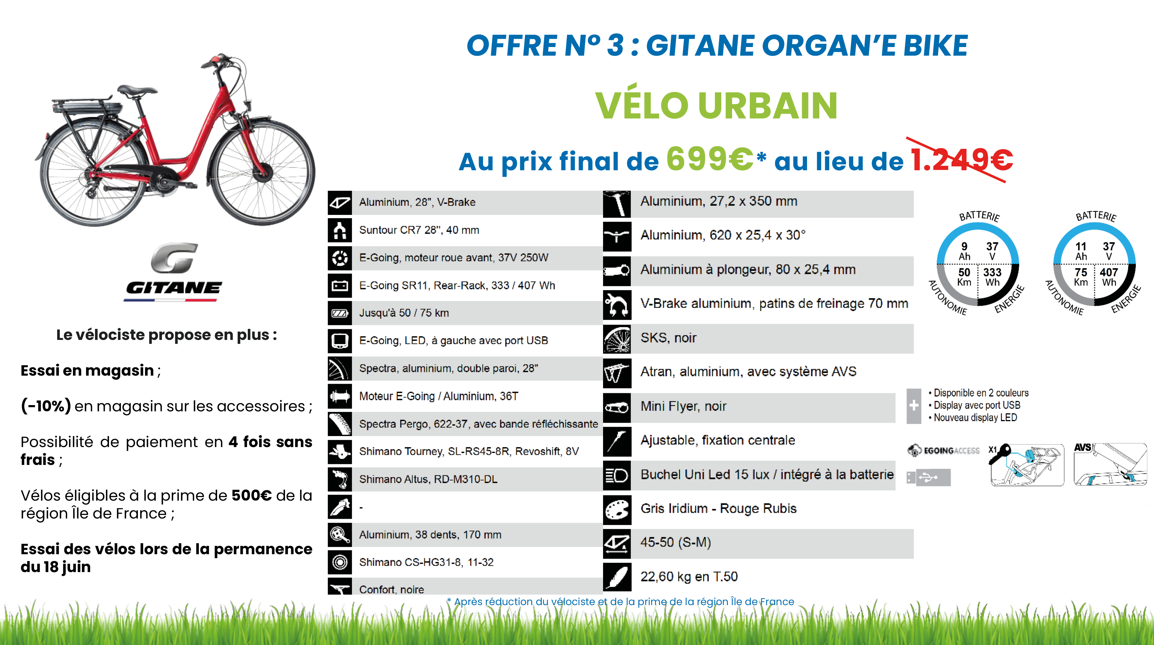 vélo organ'e page